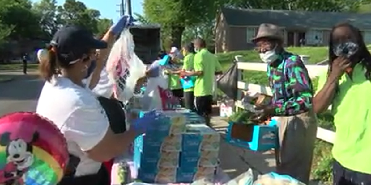 Local ministry group uses generosity to fight violent crime in Bluff City
