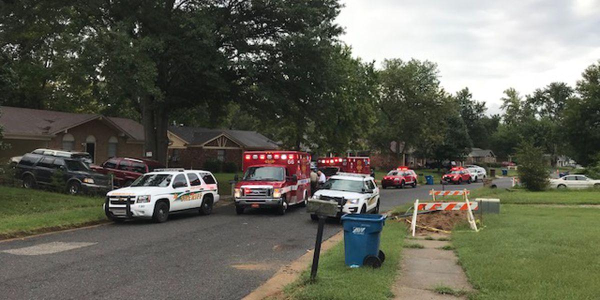 Accidental shooting leaves 2 people injured