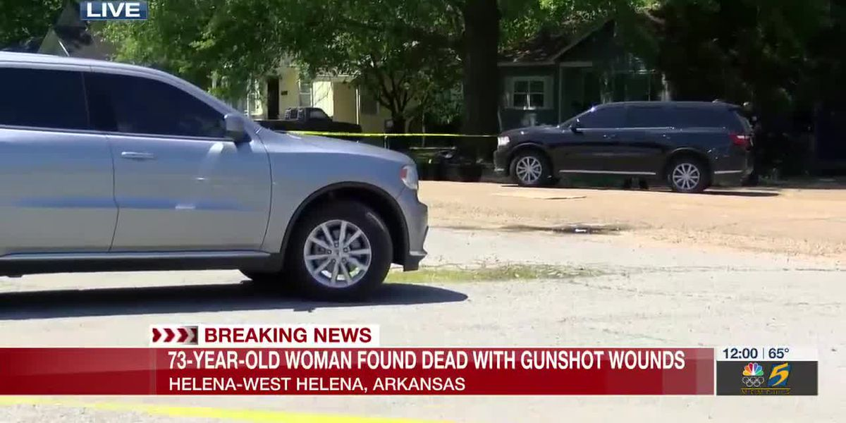 73-year-old woman found shot to death at home in Helena-West Helena
