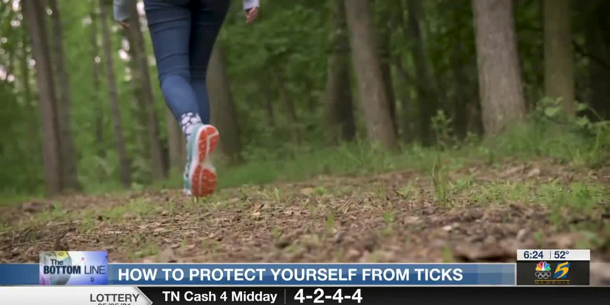 Bottom Line: How to protect yourself from ticks