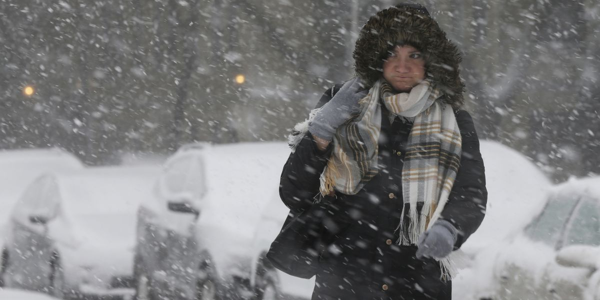 Tips on staying safe, warm in extreme winter weather