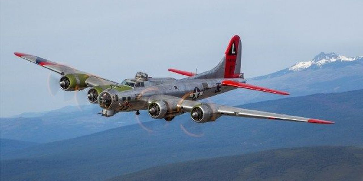 B-17 bomber comes to Mid-South as living museum