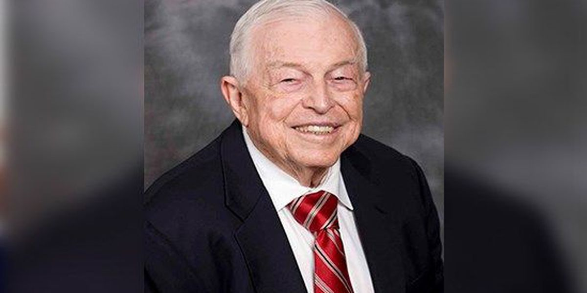 Lewis Donelson, 100, eulogized as churchman and city leader