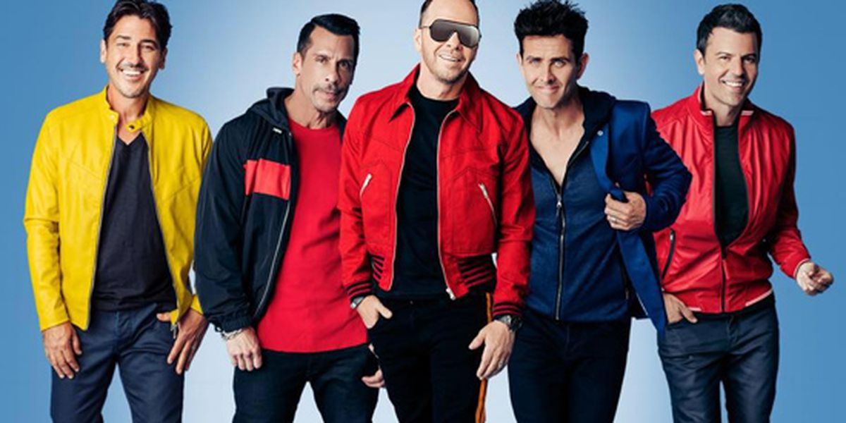 New Kids On The Block headline throwback tour coming to Memphis