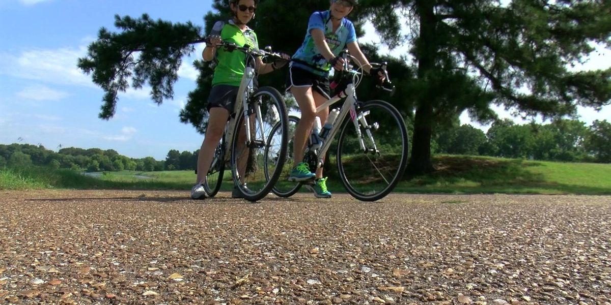 West Fight On: Cancer survivor still biking 7 years after stage 4 diagnosis