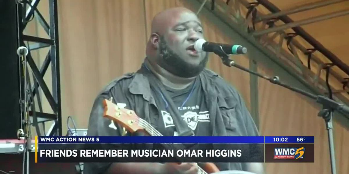 Friends remember musician Omar Higgins