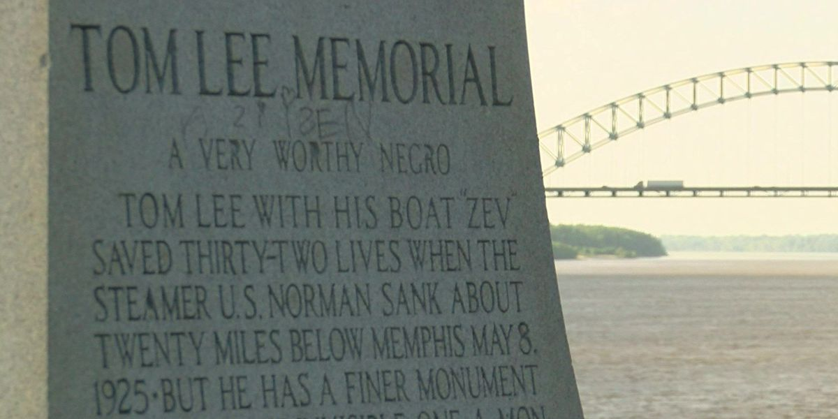 Tom Lee memorial could be removed from park