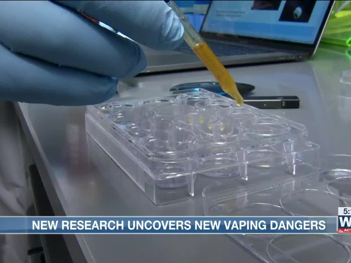 Best Life: Vaping research uncovers new dangers