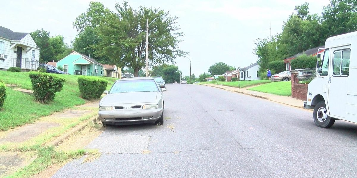 4-year-old grazed in shooting