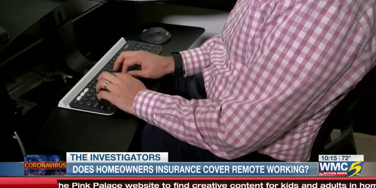 The Investigators: Will your home insurance cover you working from home?