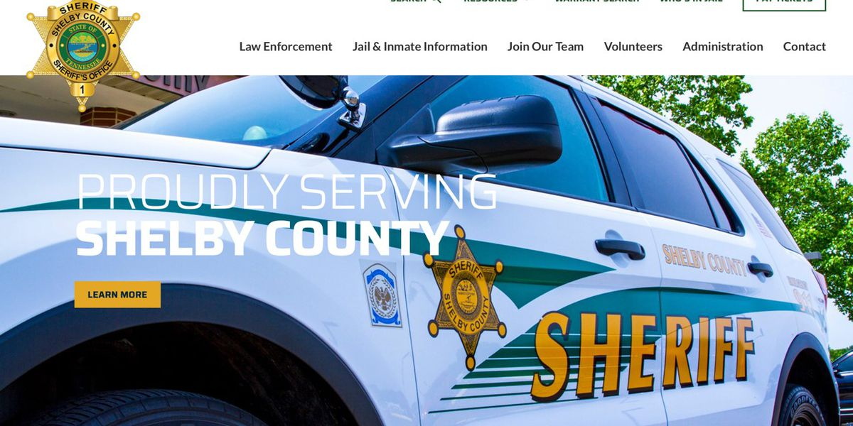 Shelby County Sheriff's Office launches new website