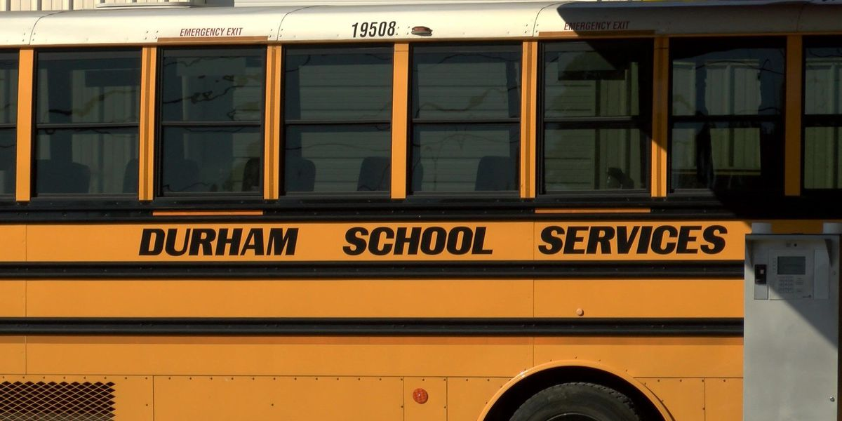 School bus driver crashes into dump truck during practice ride