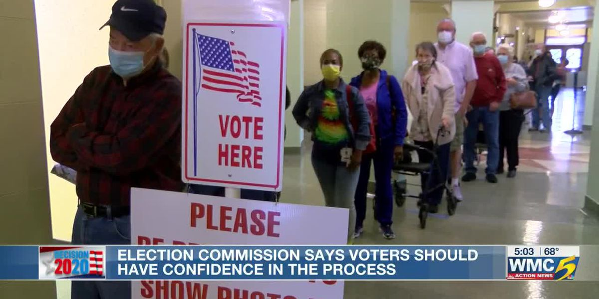 As vote count continues in swing states, Shelby Co officials emphasize fairness of country's election process