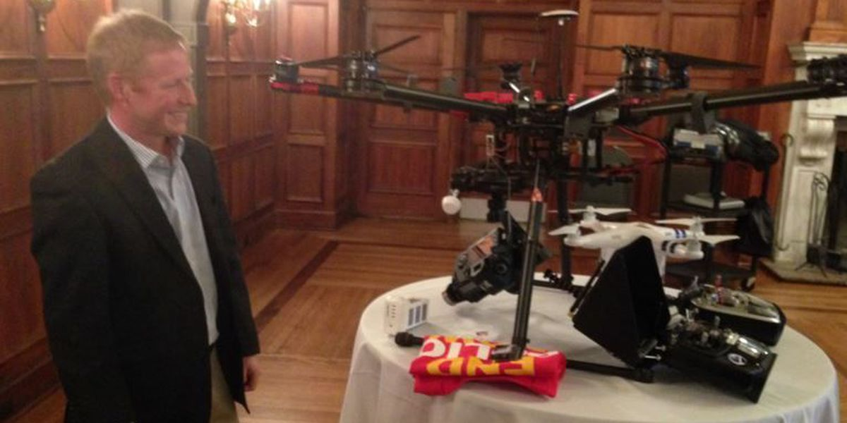 Memphis companies soar with fast-growing drone business