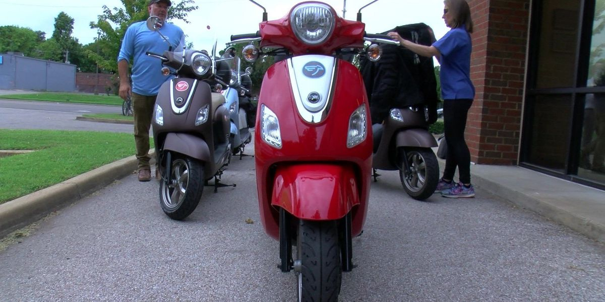 Lease-to-own scooter program offers affordable transportation around Memphis