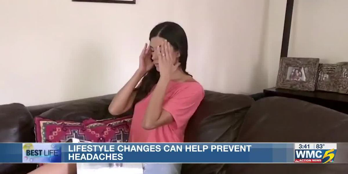Best Life: Lifestyle changes can help prevent headaches