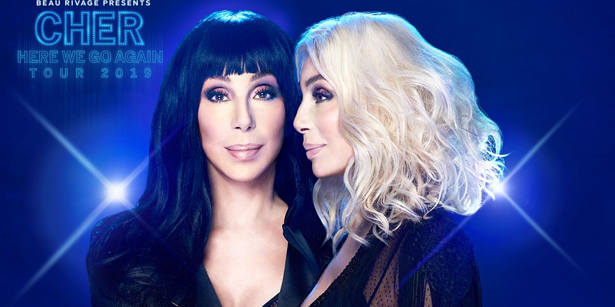 Cher's 'Here We Go Again' tour set to roll into Memphis