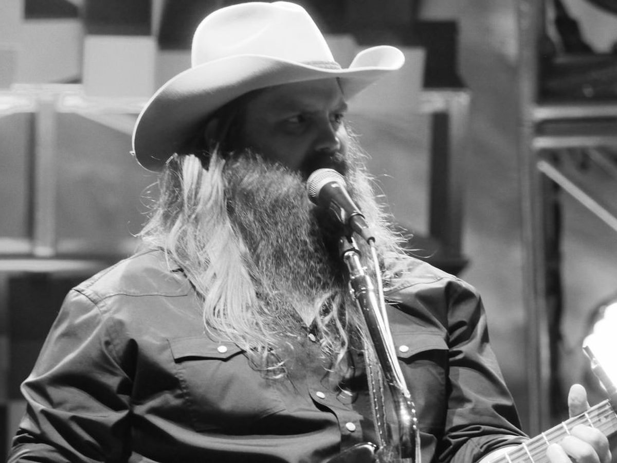 Chris Stapleton to bring his 'All American Road Show' to FedExForum