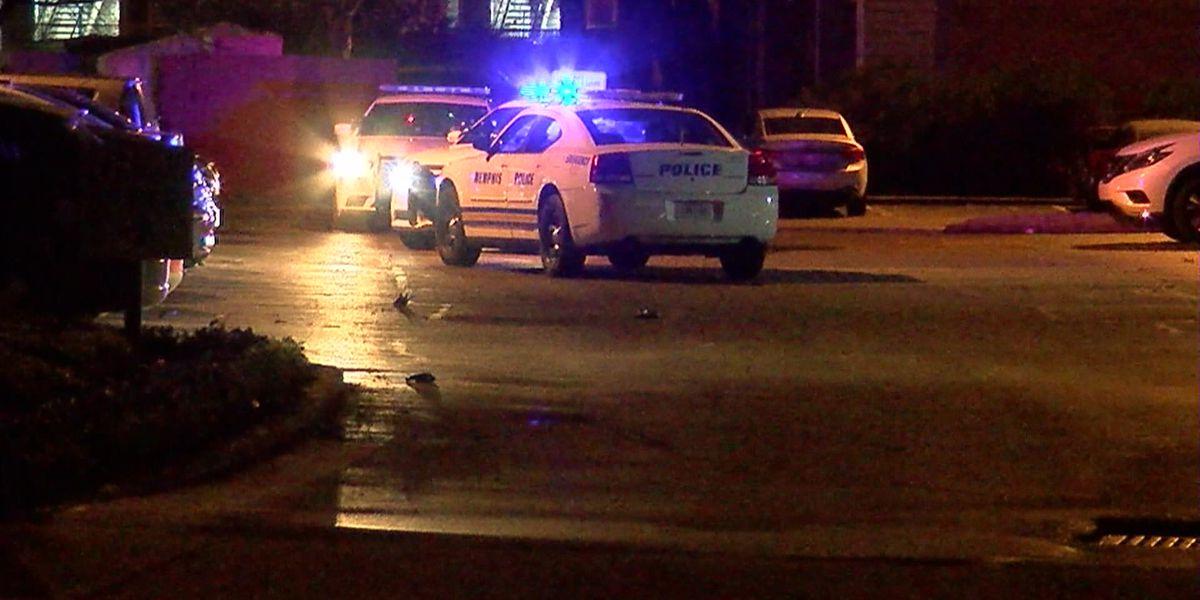 Man critically shot at apartment complex