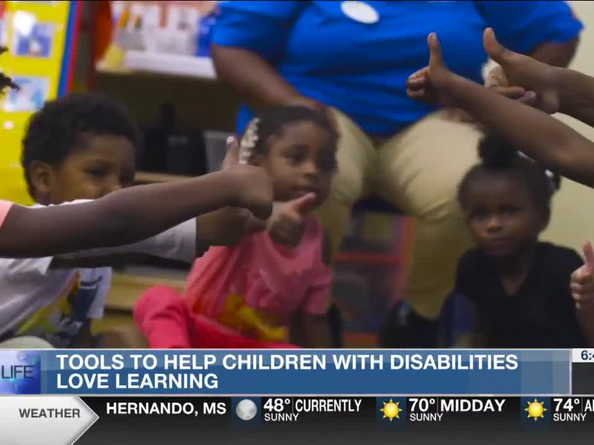 Best Life: Tools to help children with disabilities love learning