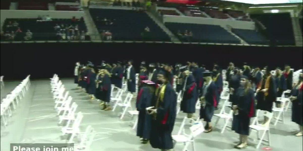Graduation ceremonies happening across the Mid-South