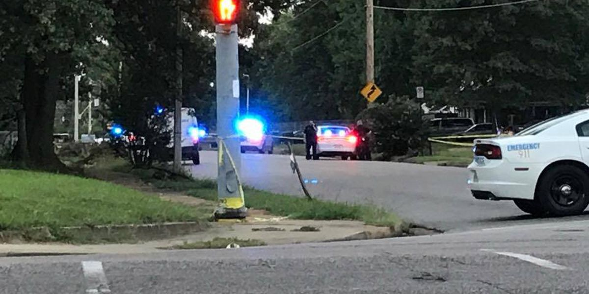 1 in critical condition after Goodlett Road shooting