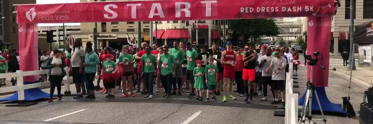 2019 Mid-South Heart Walk