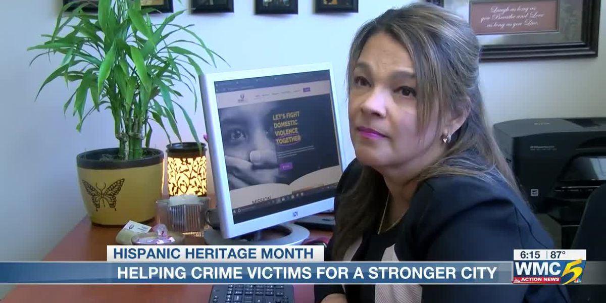 Helping crime victims for a stronger city