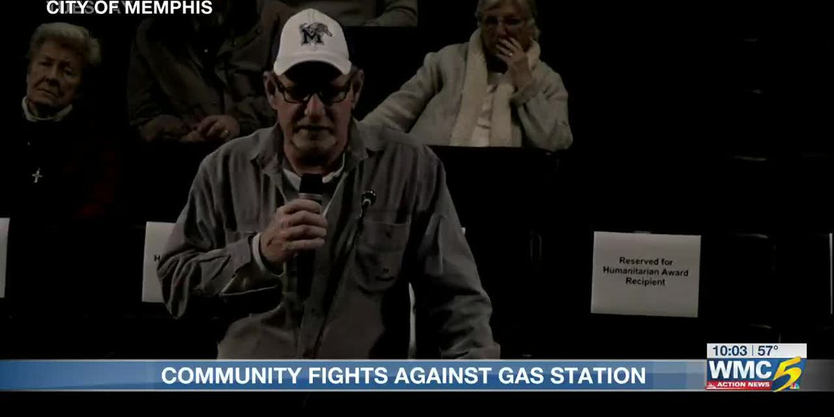 Frayser residents fight another gas station in their neighborhood