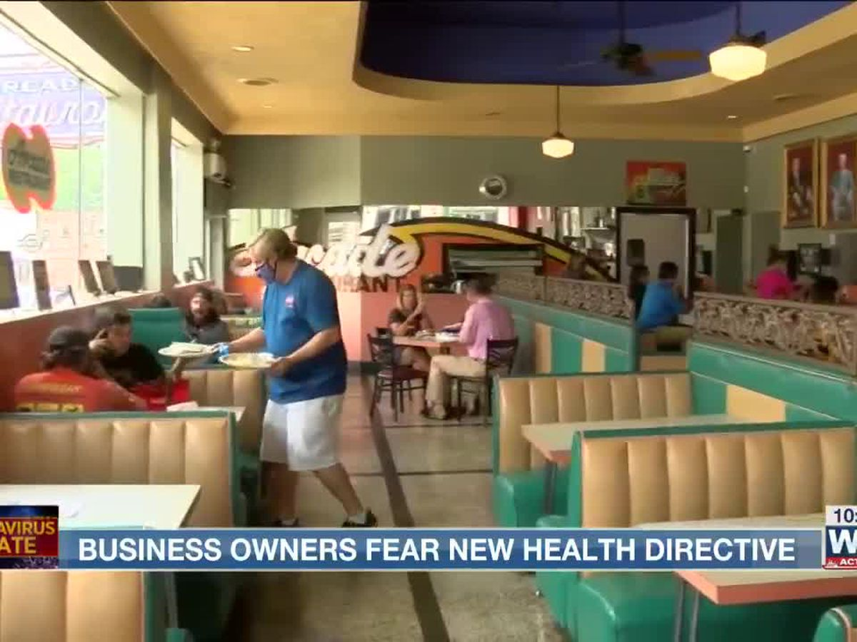 Restaurant owners worried new SCHD directive will drive away customers