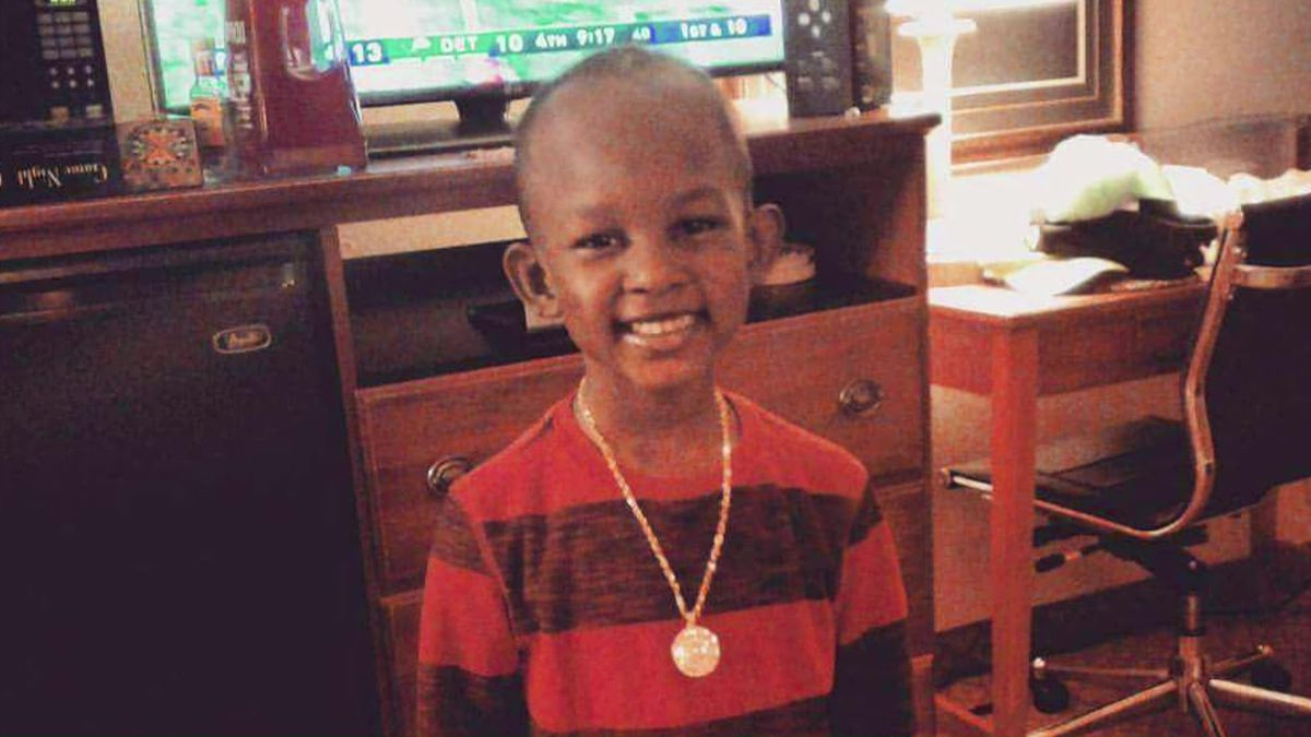 Family says they're angry, heartbroken over 6-year-old boy's death