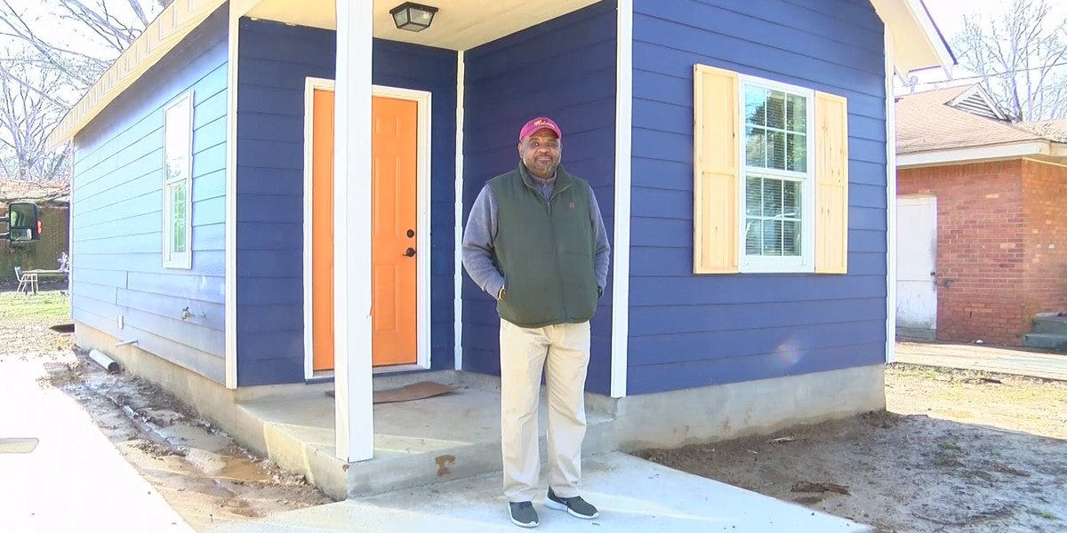 Man stepping up to bring life back into Orange Mound