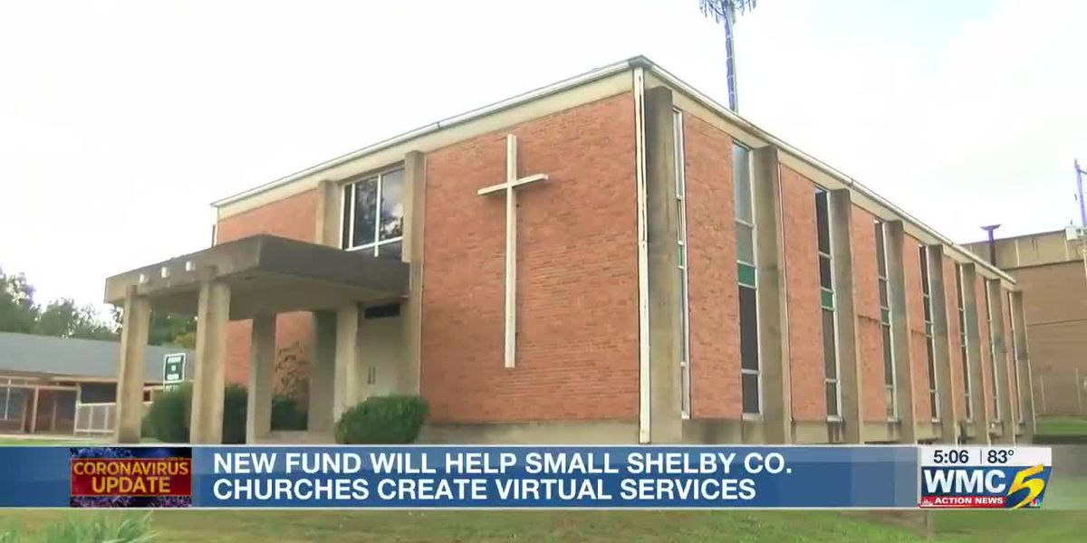 Shelby County creates new fund for small churches impacted by COVID-19