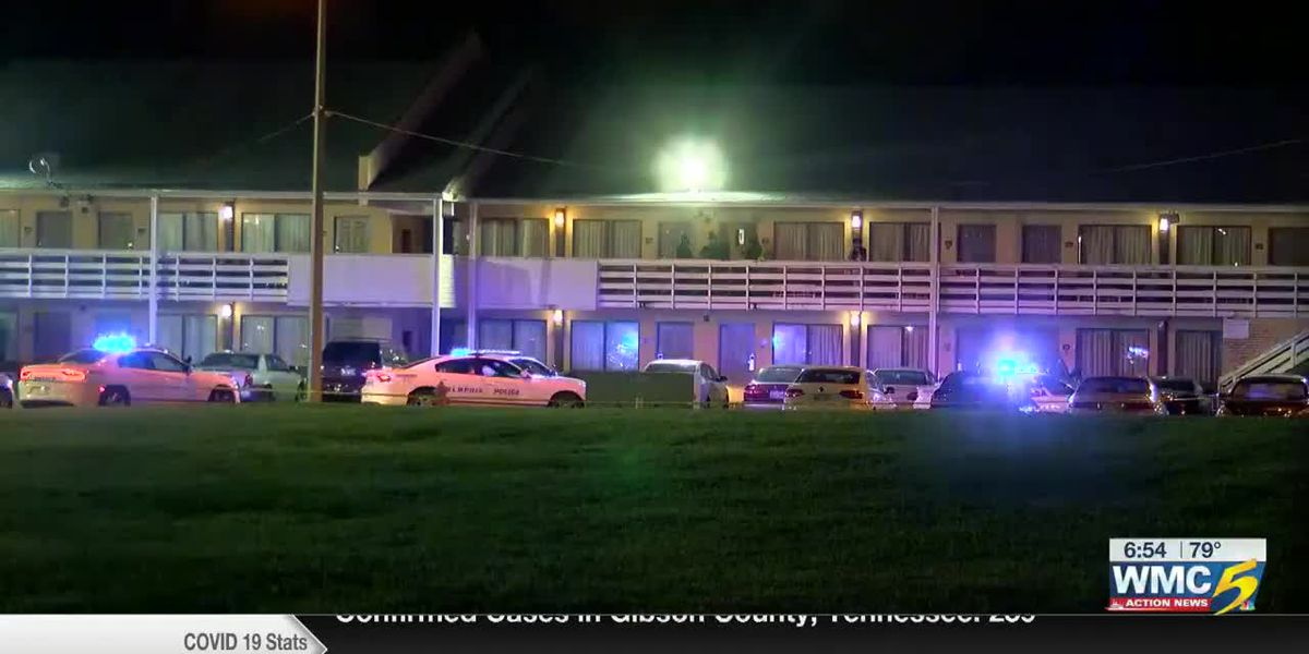 Man shot and killed at motel on Lamar Ave.