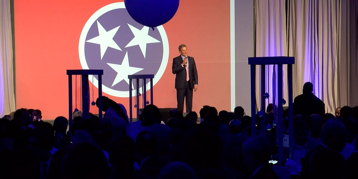 Gov.-elect Bill Lee announces blind trust