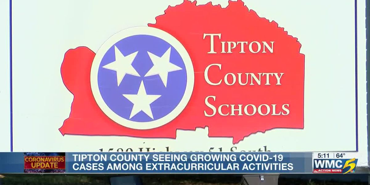 Tipton County Schools seeing increase in COVID-19 cases