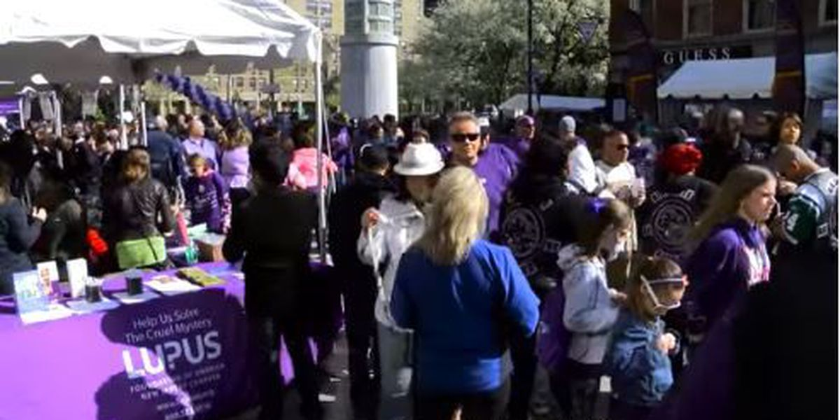 Mid-South Walk to End Lupus Now coming to Memphis