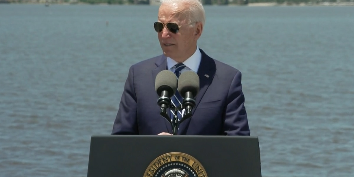LIVE: Biden remarks on economy