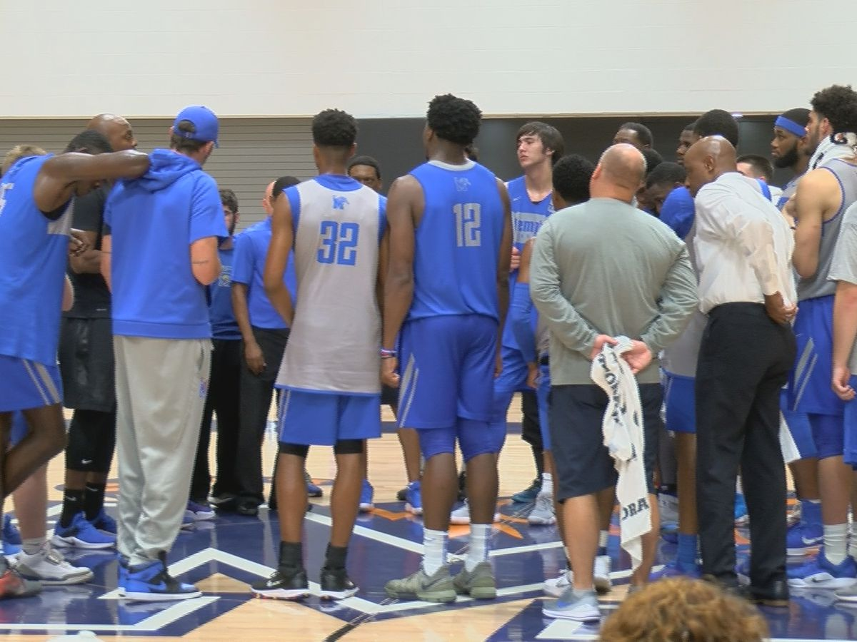 Tigers tip off first official practice under Penny Hardaway
