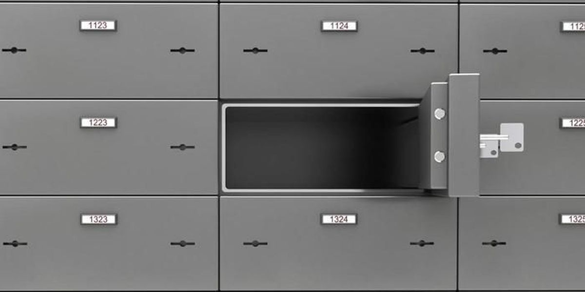 ANDY'S CONSUMER TIP OF THE DAY: safe-deposit boxes