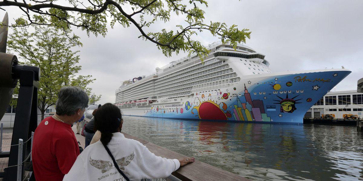 Norwegian Cruise Line to resume trips in Greece, Caribbean