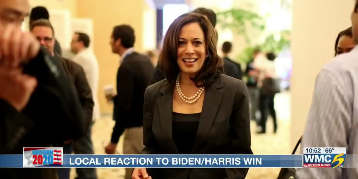 National Civil Rights Museum reflects on historic vice President-Elect Kamala Harris