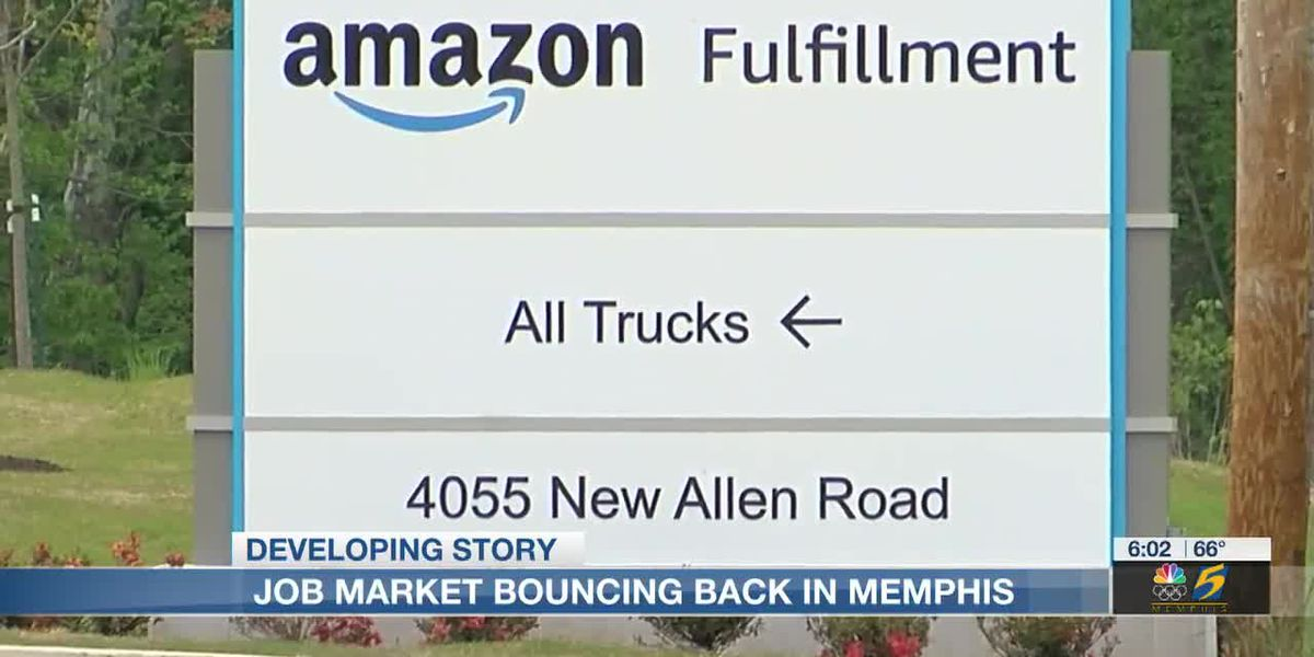 Amazon to open new Memphis facility, adding hundreds of high paying jobs to growing local job market