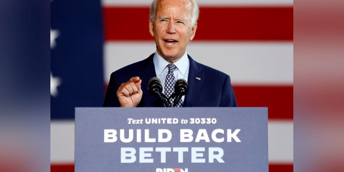 Biden unveils $2 trillion climate plan with energy revamp