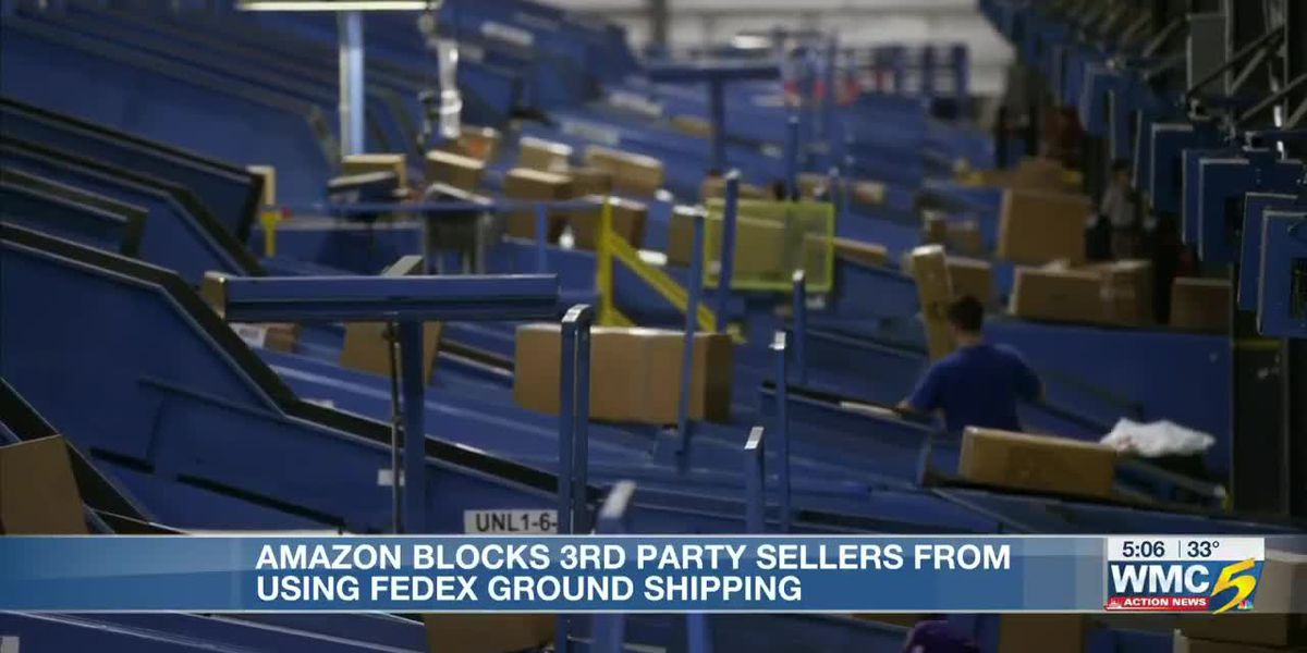 FedEx reports earnings dip a day after Amazon issues order to 3rd-party sellers