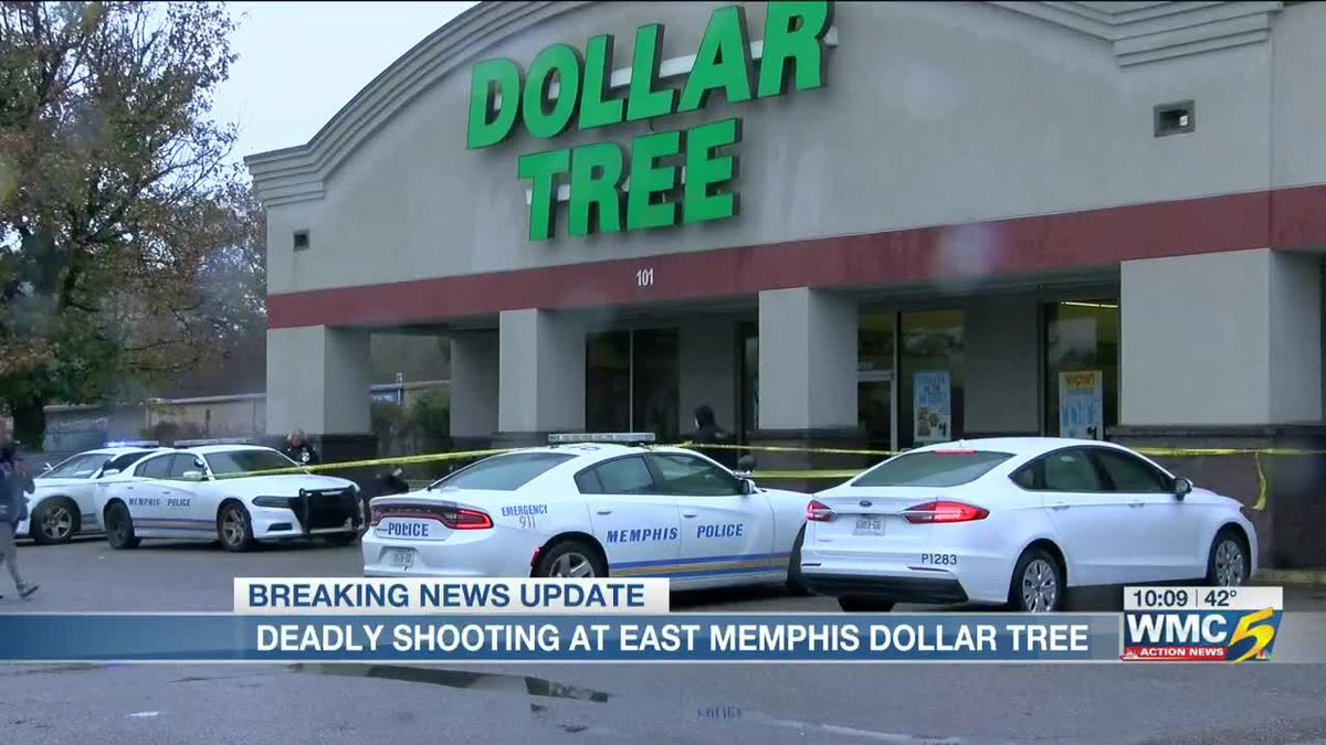 Memphis Police continue to investigate shooting death of man shot and killed inside Dollar Tree