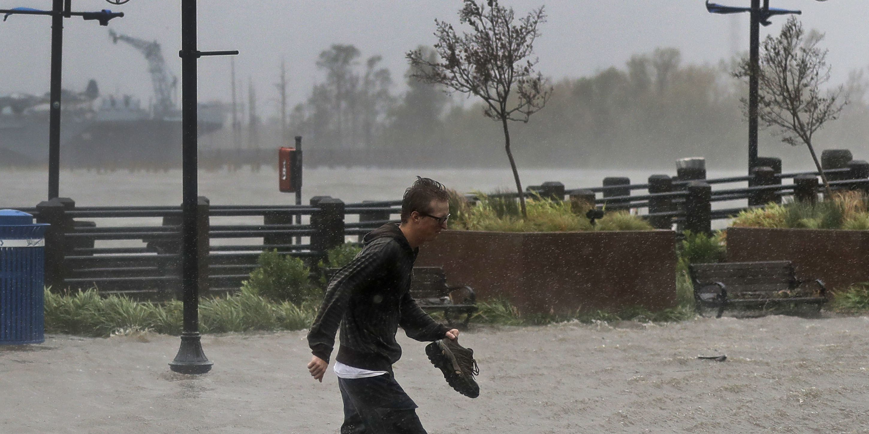 Cajun Navy rescues hundreds in Carolinas
